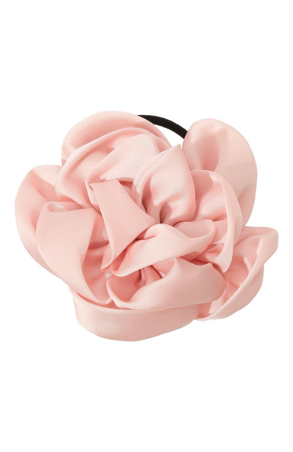 Детская резинка s.fleur JUNEFEE светло-розового цвета, арт. 6122 | Фото 1