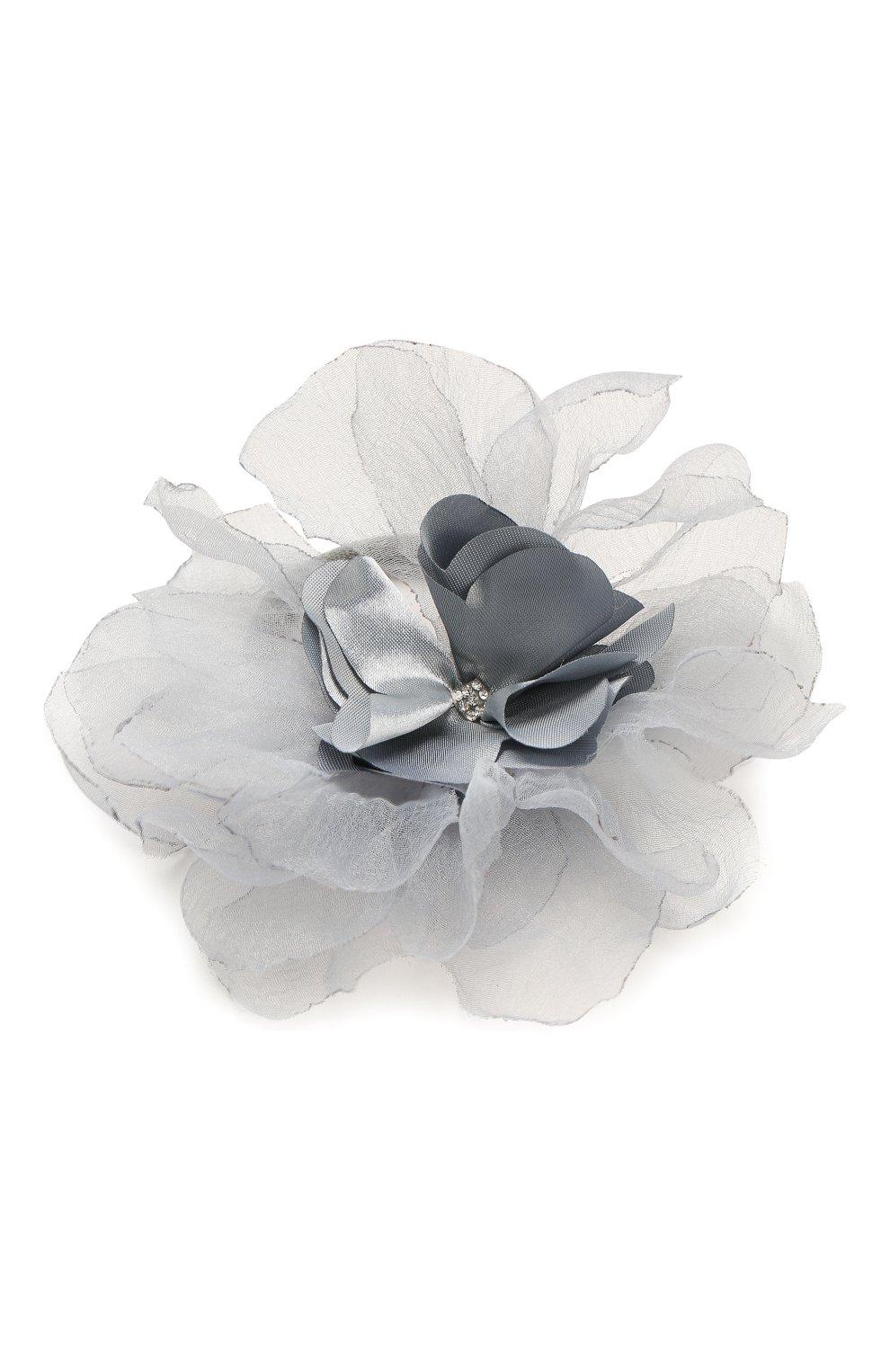 Детская резинка tenderness JUNEFEE серого цвета, арт. 5864 | Фото 2