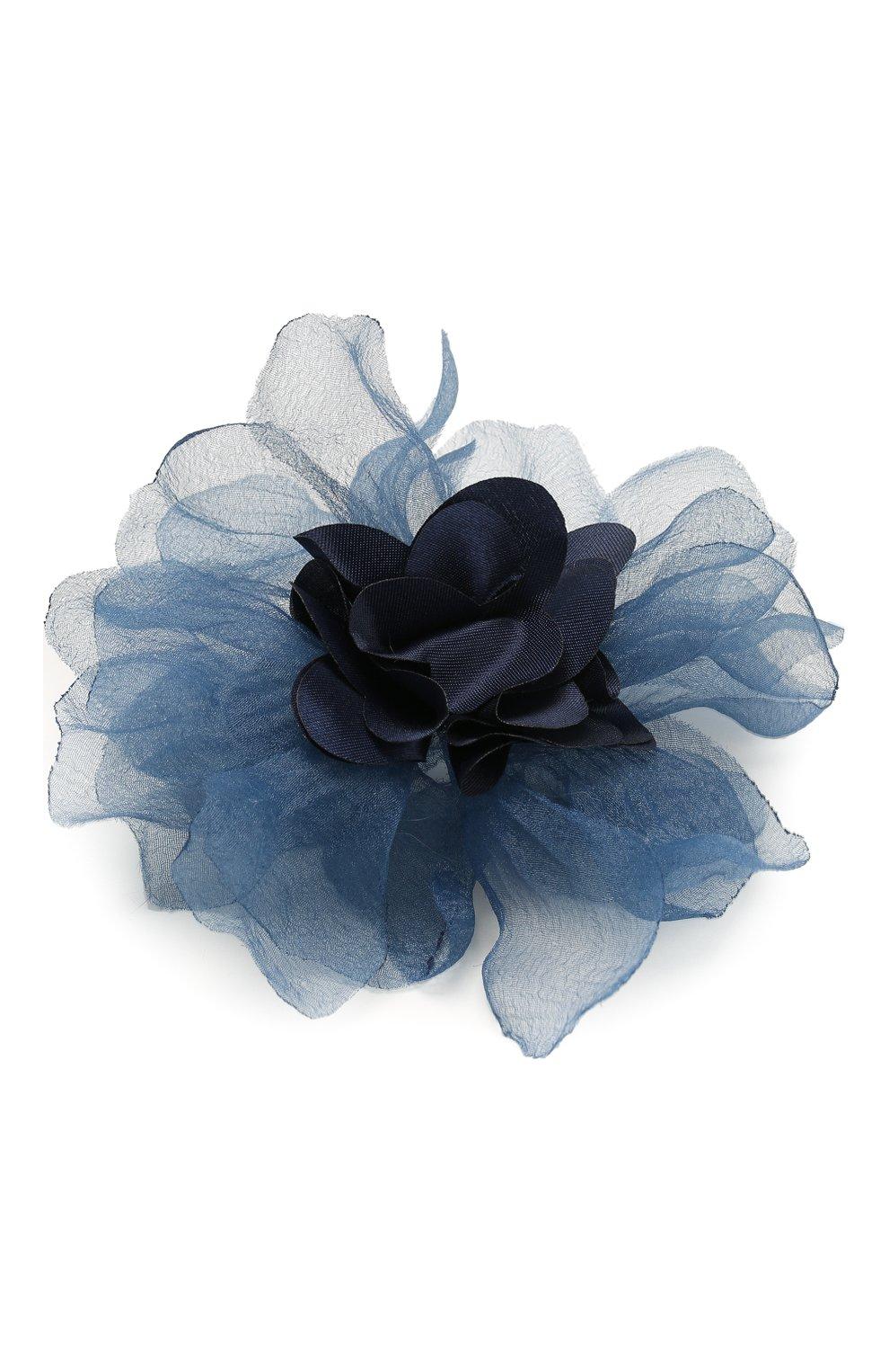 Детская резинка tenderness JUNEFEE синего цвета, арт. 5865   Фото 2