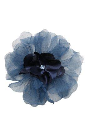 Детская заколка tenderness JUNEFEE синего цвета, арт. 5871 | Фото 1
