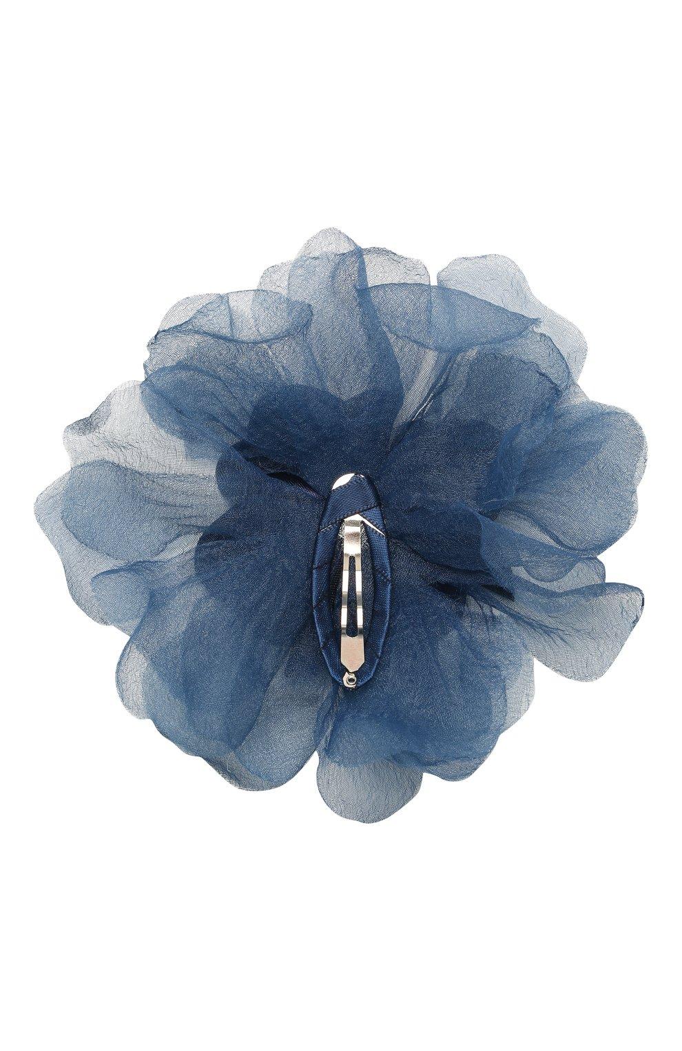 Детская заколка tenderness JUNEFEE синего цвета, арт. 5871   Фото 2