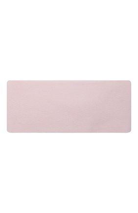 Детские комплект из пинеток и повязки на голову LA PERLA розового цвета, арт. 48532 | Фото 7