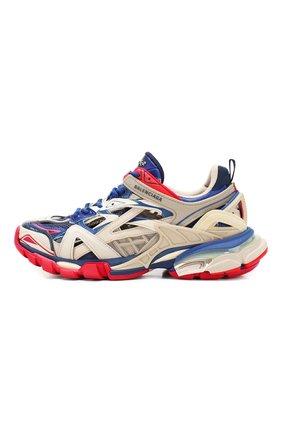 Комбинированные кроссовки Track | Фото №3