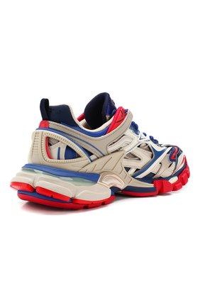 Комбинированные кроссовки Track | Фото №4
