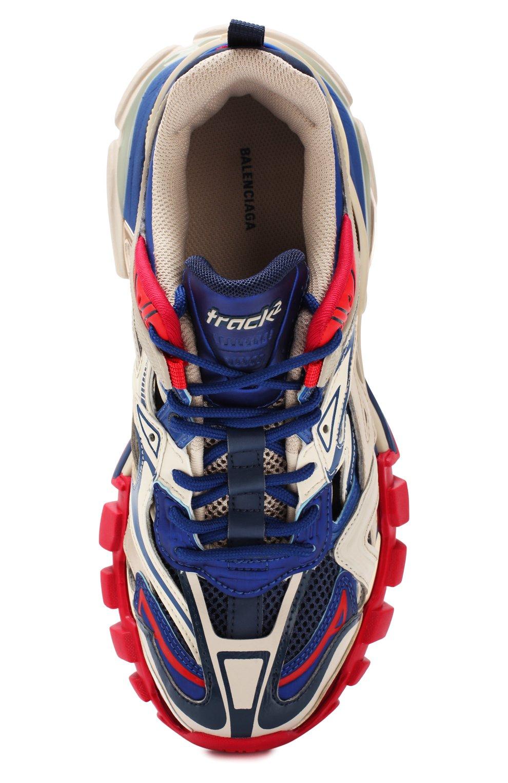Комбинированные кроссовки Track | Фото №5