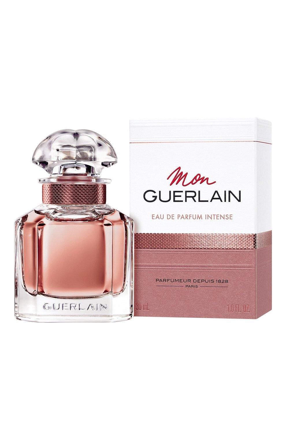 Женский парфюмерная вода mon guerlain intense GUERLAIN бесцветного цвета, арт. G013782 | Фото 2