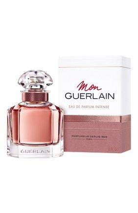 Женский парфюмерная вода mon guerlain intense GUERLAIN бесцветного цвета, арт. G013781 | Фото 2