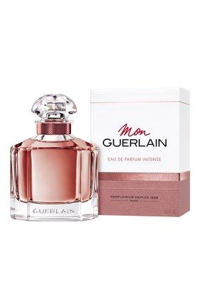 Женский парфюмерная вода mon guerlain intense GUERLAIN бесцветного цвета, арт. G013780 | Фото 2