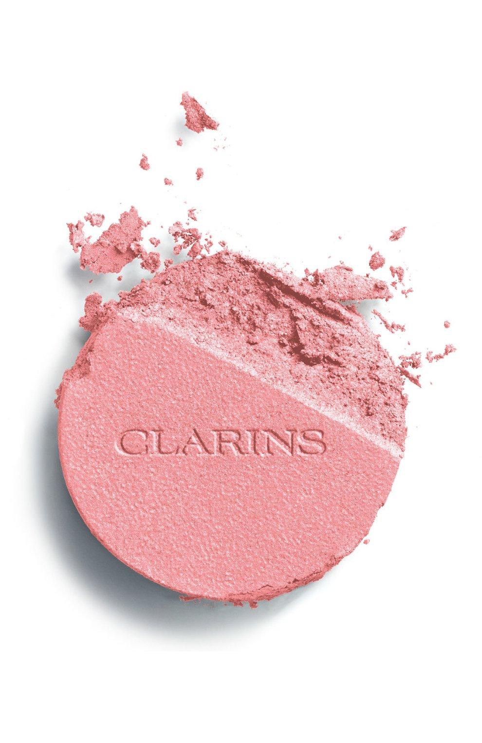 Женские компактные румяна joli blush, оттенок 01 CLARINS бесцветного цвета, арт. 80051345 | Фото 2