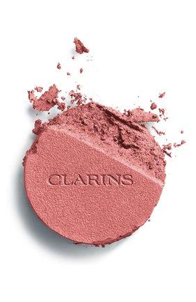 Женские компактные румяна joli blush, оттенок 02 CLARINS бесцветного цвета, арт. 80051346 | Фото 2