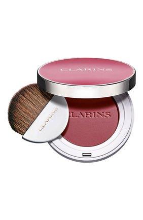 Женские компактные румяна joli blush, оттенок 04 CLARINS бесцветного цвета, арт. 80051348 | Фото 1
