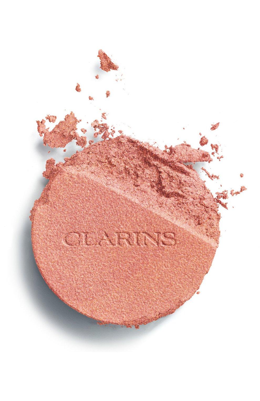 Женские компактные румяна joli blush, оттенок 05 CLARINS бесцветного цвета, арт. 80051349   Фото 2