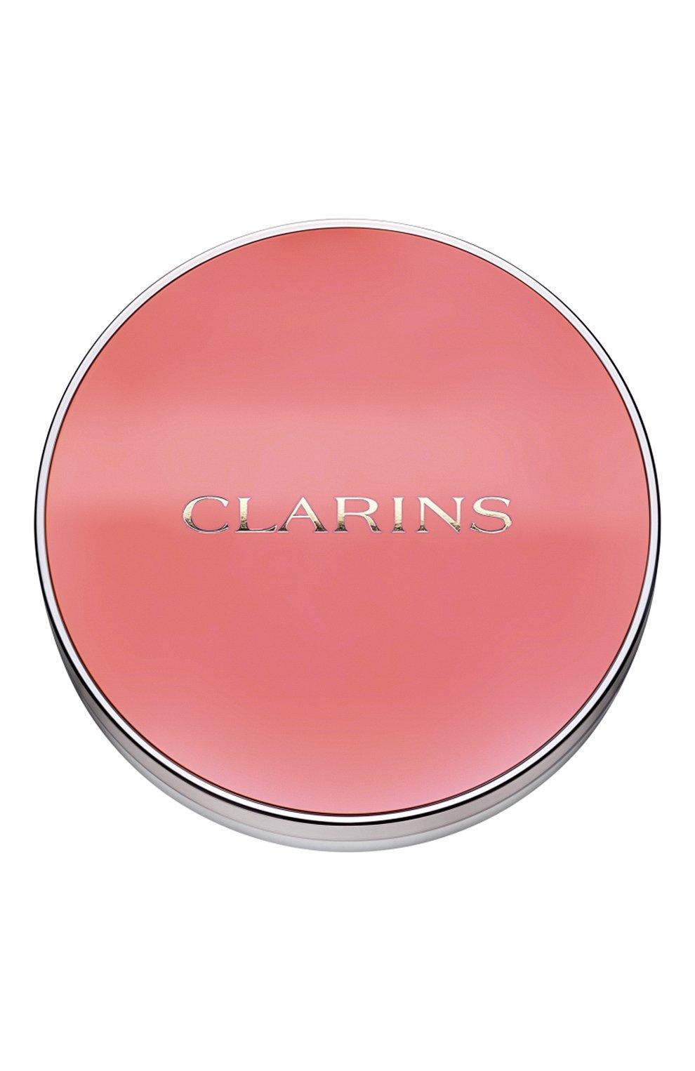 Женские компактные румяна joli blush, оттенок 05 CLARINS бесцветного цвета, арт. 80051349   Фото 3