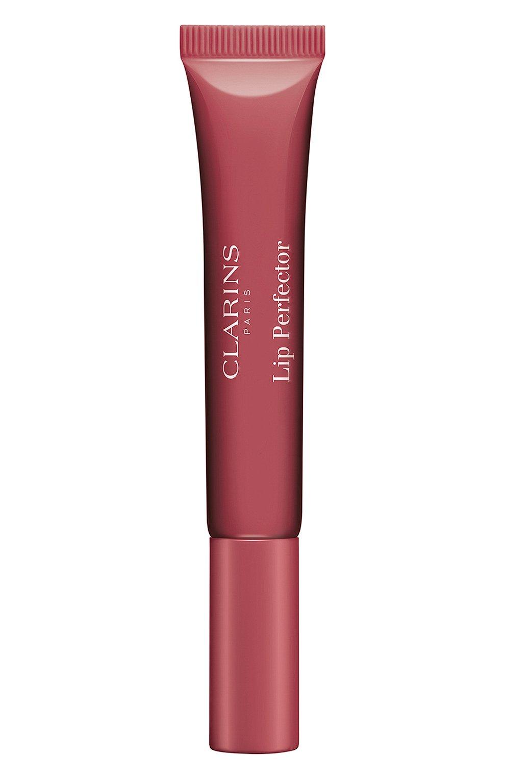 Женские блеск для губ natural lip perfector, оттенок 17 CLARINS бесцветного цвета, арт. 80051372   Фото 1