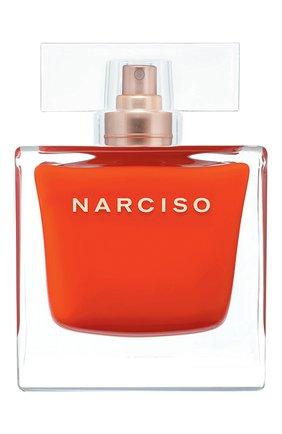 Туалетная вода narciso rouge NARCISO RODRIGUEZ бесцветного цвета, арт. 882875BP   Фото 1