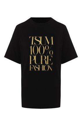 Футболка TSUM 100% PURE FASHION S   Фото №1