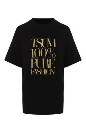 Футболка TSUM 100% PURE FASHION XS   Фото №1