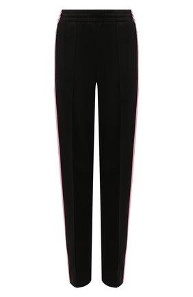 Женские брюки с лампасами MARC JACOBS (THE) черного цвета, арт. M4007920 | Фото 1