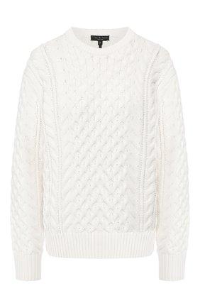Женская свитер RAG&BONE бежевого цвета, арт. WAS19FS0388B37   Фото 1