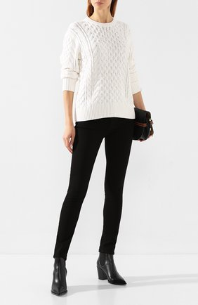 Женская свитер RAG&BONE бежевого цвета, арт. WAS19FS0388B37   Фото 2