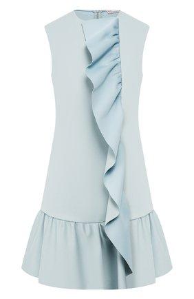 Платье с оборкой   Фото №1