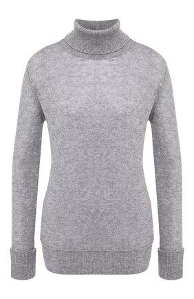 Женская кашемировый свитер AMIRI светло-серого цвета, арт. W9W05201WC | Фото 1