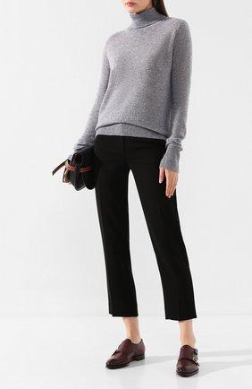 Женская кашемировый свитер AMIRI светло-серого цвета, арт. W9W05201WC | Фото 2