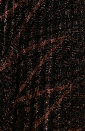 Юбка из смеси вискозы и шерсти   Фото №5