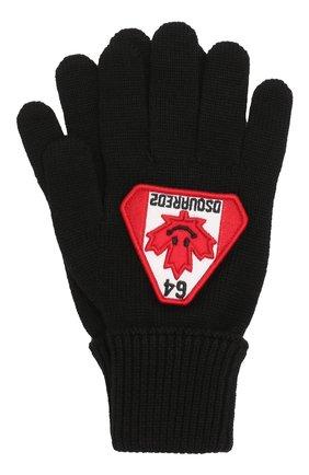 Шерстяные перчатки   Фото №1