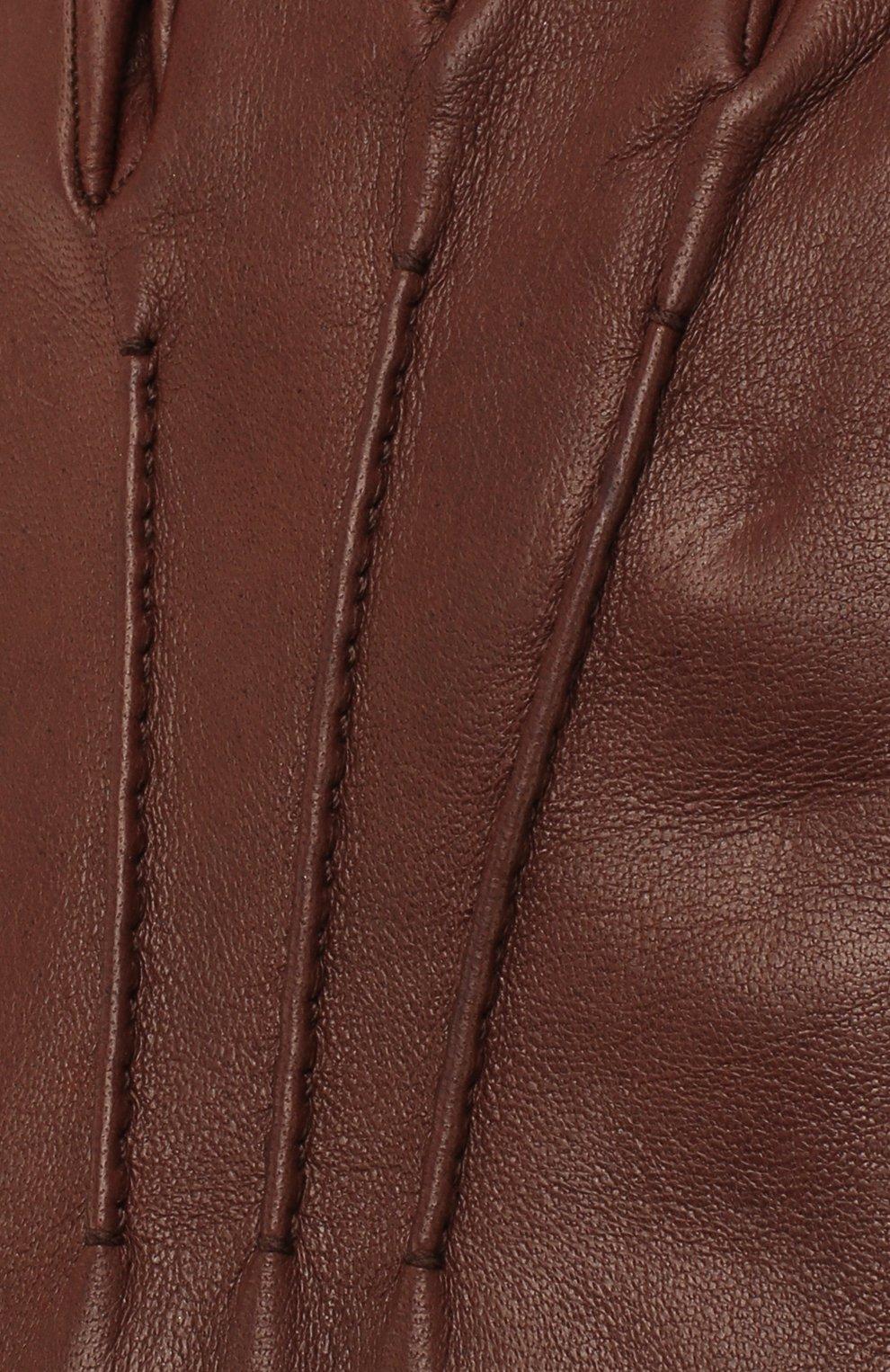 Кожаные перчатки   Фото №3