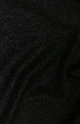 Мужской кашемировый шарф AD56 серого цвета, арт. 64200 | Фото 2