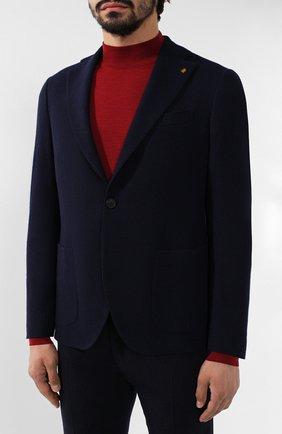 Шерстяной пиджак | Фото №3