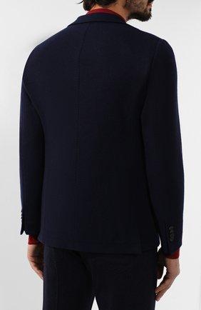 Шерстяной пиджак | Фото №4