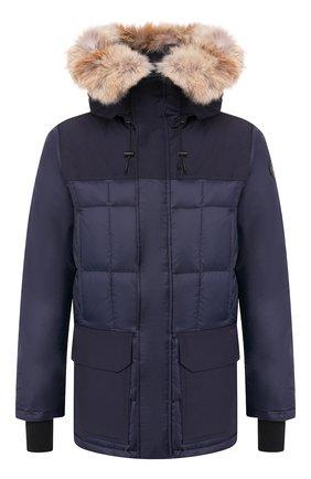 Пуховая куртка Callaghan | Фото №1