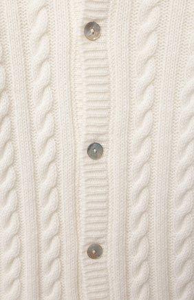Кашемировый комбинезон с капюшоном | Фото №3