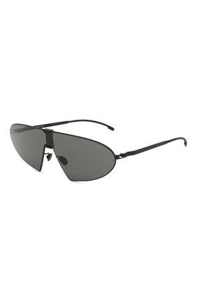 Мужские солнцезащитные очки MYKITA черного цвета, арт. KARMA/329 | Фото 1