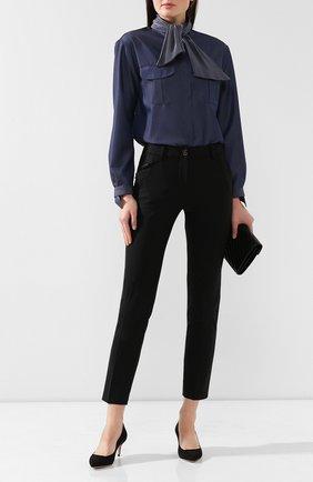 Шерстяная блузка | Фото №2