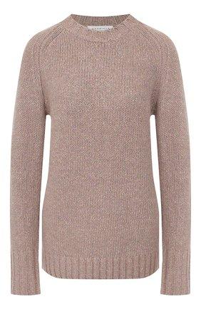 Женская кашемировый свитер GABRIELA HEARST темно-бежевого цвета, арт. 119939 A009 | Фото 1