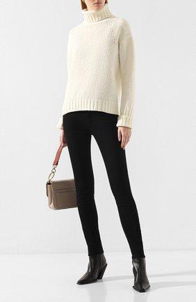 Женская свитер PHILOSOPHY DI LORENZO SERAFINI белого цвета, арт. V0933/7102 | Фото 2