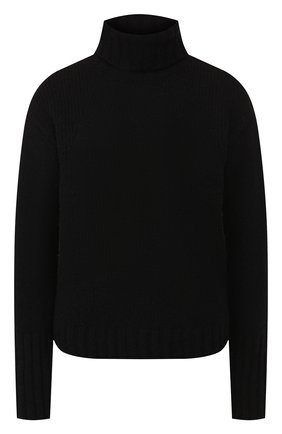 Женская свитер PHILOSOPHY DI LORENZO SERAFINI черного цвета, арт. V0933/7102 | Фото 1