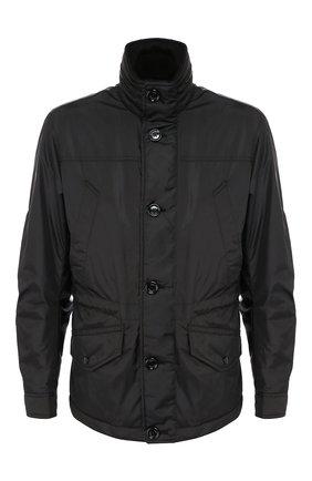 Мужская куртка BOSS черного цвета, арт. 50412447 | Фото 1
