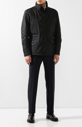 Мужская куртка BOSS черного цвета, арт. 50412447 | Фото 2