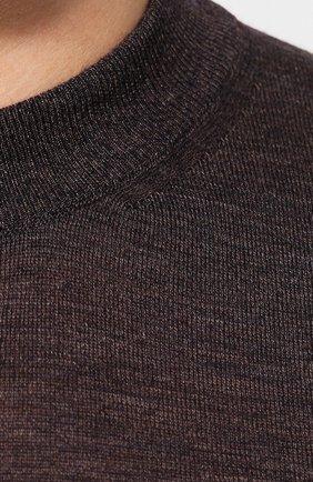 Шерстяной джемпер | Фото №5
