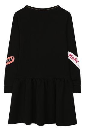Детское платье MARC JACOBS (THE) черного цвета, арт. W12293   Фото 2