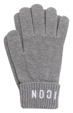 Перчатки из шерсти и хлопка | Фото №1