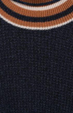 Укороченный свитер из шерсти   Фото №3