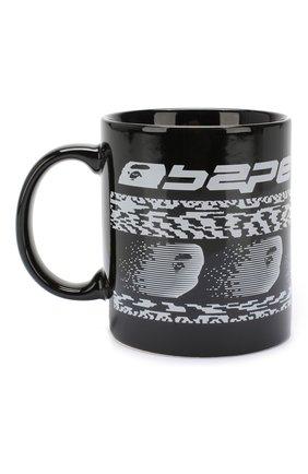 Мужская кружка BAPE черного цвета, арт. 1F80182018 | Фото 2
