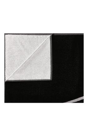 Женское хлопковое полотенце BALMAIN черного цвета, арт. BPP000120 | Фото 1