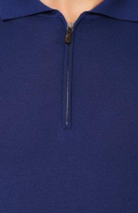 Шерстяное поло | Фото №5