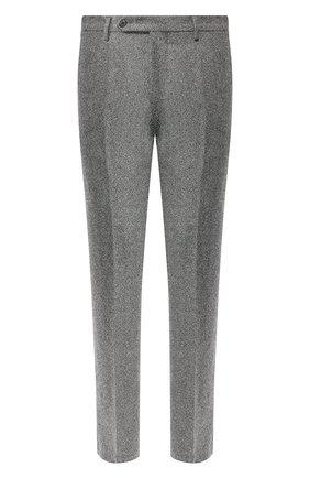 Мужские шерстяные брюки ANDREA CAMPAGNA серого цвета, арт. SC/1/AN1003 | Фото 1